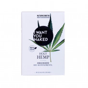 I WANT YOU NAKED Holy Hemp Duschseife 100 g