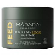 MÁDARA Feed Repair & Dry Rescue Haarmaske 180 ml