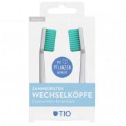 TIO Wechselköpfe 2er Pack Medium Kiesel