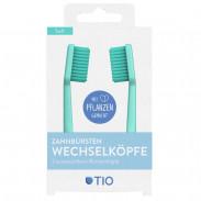 TIO Wechselköpfe 2er Pack Soft Lagune