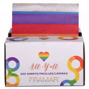 Framar Y´All Pop Up Folie 5x12 500 Stück