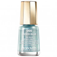Mavala Nagellack Cyber Chic Collection Cyber Blue 5 ml