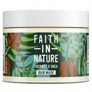 Faith in Nature Coconut & Shea Hair Mask 300 ml