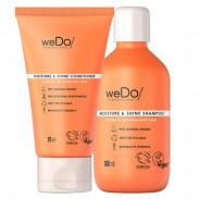 weDo Professional Moisture & Shine Bundle