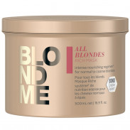 Schwarzkopf Blondme All Blondes Rich Mask 500 ml