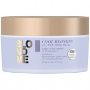 Schwarzkopf Blondme Cool Blondes Neutralizing Mask 200 ml