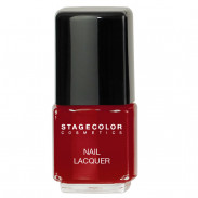 STAGECOLOR Nail Lacquer - Classic Red