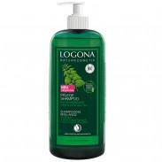 LOGONA Pflege Shampoo Bio-Brennnessel 750 ml