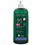LOGONA Anti-Schuppen Shampoo Wacholderöl 750 ml