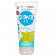 Benecos Natural Showergel Zitronenmelisse 200 ml