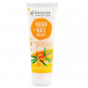 Benecos Natural Hand Cream Sanddorn Orange 75 ml