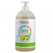 Benecos Natural Shampoo Family Lime & Aloe 950 ml