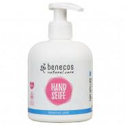 Benecos Natural Handseife Sensitiv 300 ml