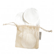 Teaology 7-Pack Reusable Cotton Pads