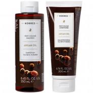 Korres Argan Oil Haarpflege Vorteilset