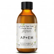 APoEM Purify Tea Tree Face Scrub 150 ml