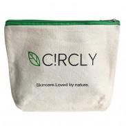 CIRCLY Beauty Bag aus Baumwolle