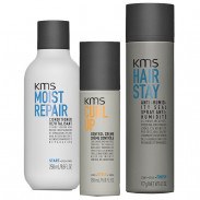 KMS Hydrated and Defined Curls Bundle