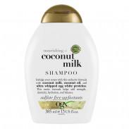 OGX Nourishing Coconut Milk Shampoo 385 ml