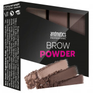 andmetics Brow Powder 5,4 g