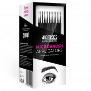 andmetics Microbrush Professional 100 Stück