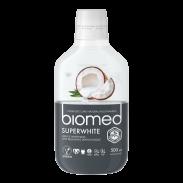 Biomed Mundspülung Superwhite 500 ml