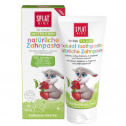 Splat Junior Zahnpasta 2-6 Jahre Wild Strawberry-Cherry 50 ml