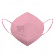 Eliware FFP2 Einweg Atemschutzmaske - pink