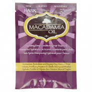 Hask Macadamia Oil Moisturizing Conditioner Sachet 50 ml