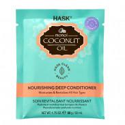 Hask Monoi Coconut Oil Conditioner Sachet 50 ml