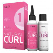 ASP Affinage Natural Curl Perm No.1 + Fix 2 x 100 ml