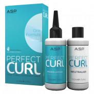 ASP Affinage Perfect Curl Perm Lotion + Fix 2 x 100 ml