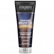 John Frieda Brilliant Brunette Midnight Brunette Conditioner 250 ml