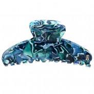 Alexandre de Paris Pince Medium Versailles Chic Quadrille Bleu