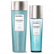 Goldwell Kerasilk Repower Shampoo 250 ml + Föhnspray 125 ml