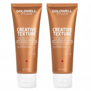 Goldwell Stylesign Creative Texture Superego Stylingduo 2 x 75 ml