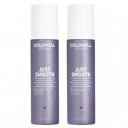 Goldwell Stylesign Just Smooth Diamond Gloss Stylingduo 2 x 150 ml