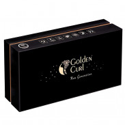 Golden Curl Luxury Set (Black)