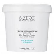 6.Zero Scented Blue Bleaching Powder 1000 g