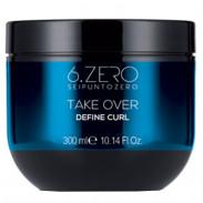 6.Zero Take Over Define Curl Mask 300 ml