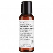 Evolve Pomegranate and Goji Aromatic Wash 50 ml