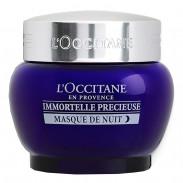 L'Occitane Immortelle Précieuse Nacht Gesichtsmaske 50 ml