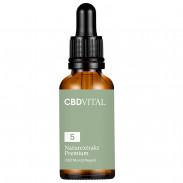 CBD VITAL 5% CBD Mundpflegeöl 30 ml