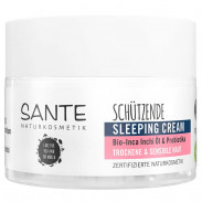 SANTE Schützende Sleeping Cream 50 ml