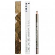 Korres Cedar Eyebrow Pencil - No 1 Dark Shade 1,29 g