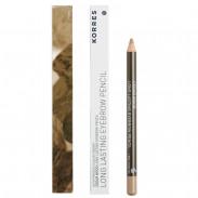 Korres Cedar Eyebrow Pencil - No 3 Light Shade 1,29 g