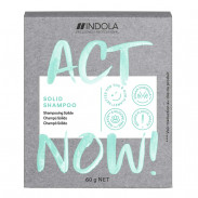 Indola ACT NOW! Solid Shampoo 60 g