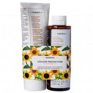 Korres Sunflower & Mountain Haarpflege Set