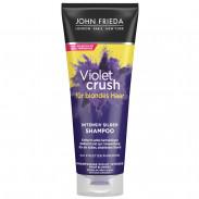 John Frieda Violet Crush Intensiv Silber Shampoo 250 ml