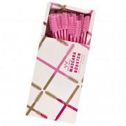 Miss Lashes Mascarabürsten rosa 50 Stück